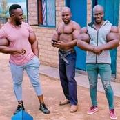 The Scariest Body Builders That You Have Never Seen, Check Out More Pictures Below