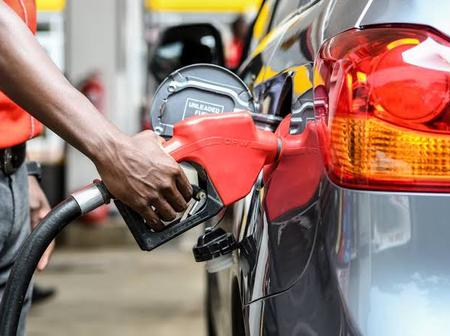 The New Fuel Prices In Kenya Effective Immediately