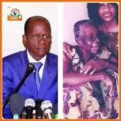 18 ans après la mort de Boga Doudou, sa mère biologique s'en est allé et la famille est inconsolable