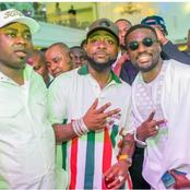 Davido, Ooni Of Ife, Others Attend 45th Birthday Party Of Elegushi (See Photos)