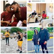 Meet Nigerian Male Celebrities, Who Adobted A Child And Gave Them A Better Life