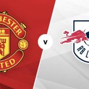 Manchester United vs RB Leipzig-Donny van de Beek in Possible lineup