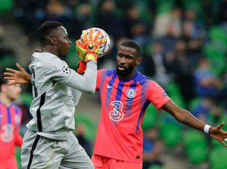 Edouard Mendy reviews how many clean sheets he will keep this season on Stamford Bridge, check out.