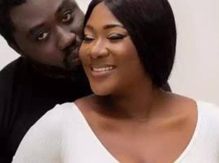 """My property is my property"" – Mercy Johnson's husband, Prince Okojie says in new photo"
