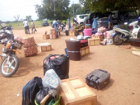Parents, wards stranded as reopening date change for SHS three students
