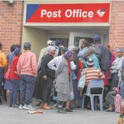 Here are the recommended days to go get your R350 from post office this month.