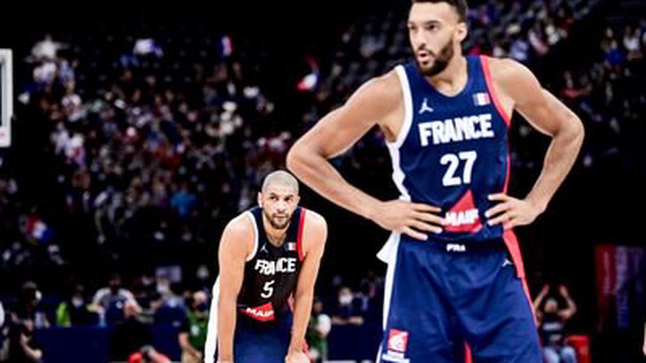 JO, Basket (F): la France s'incline d'entrée face au Japon (70-74)