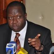 CS Matiangi Reveals What Awaits All Political Leaders Who Caused Violence In Matungu By Election