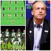 Opinion: Super eagles will be unstoppable and can win the FIFA world cup if Rohr uses this lineup.