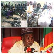 Governor Aminu Bello to Sheik Gumi - bandits do not need amnesty, a killer is a killer