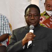 Bédié rend hommage à Pulchérie Gbalet et aux prisonniers politiques:
