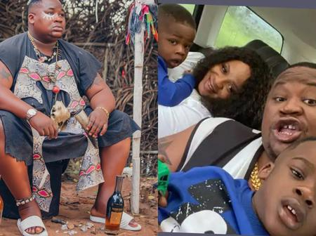 Today Is Cubana Chief Priest's Birthday, Look At Photos Of His Wife And Two Sons