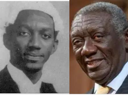 Check This Throwback Photos Of John Agyekum Kufuor As He Celebrates Birthday Today[Pictures]
