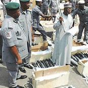 Customs Recovers 180 Jack Knives In Zamfara State