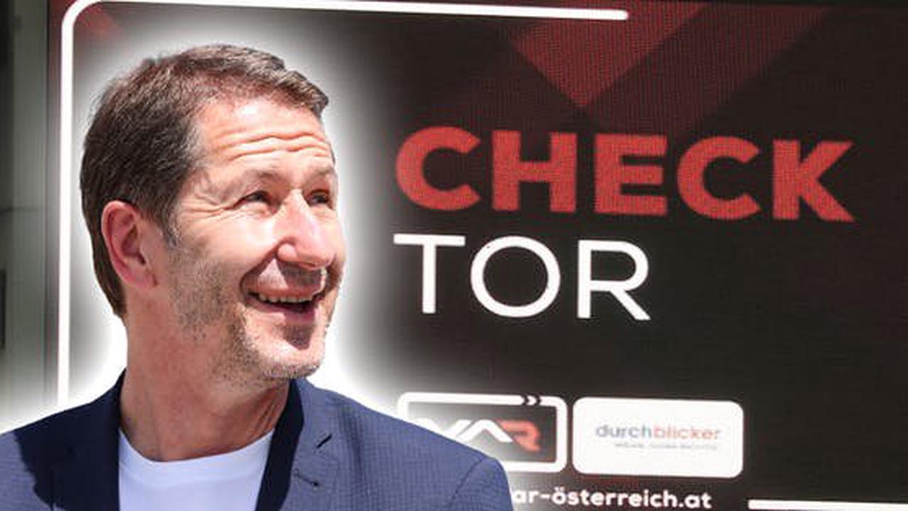 "ÖFB-Teamchef Foda: ""Habt Geduld mit dem VAR!"""