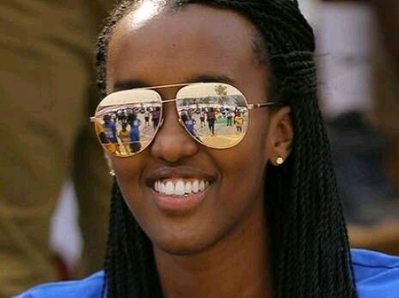 See The Amazing Photos of Ange Kagame