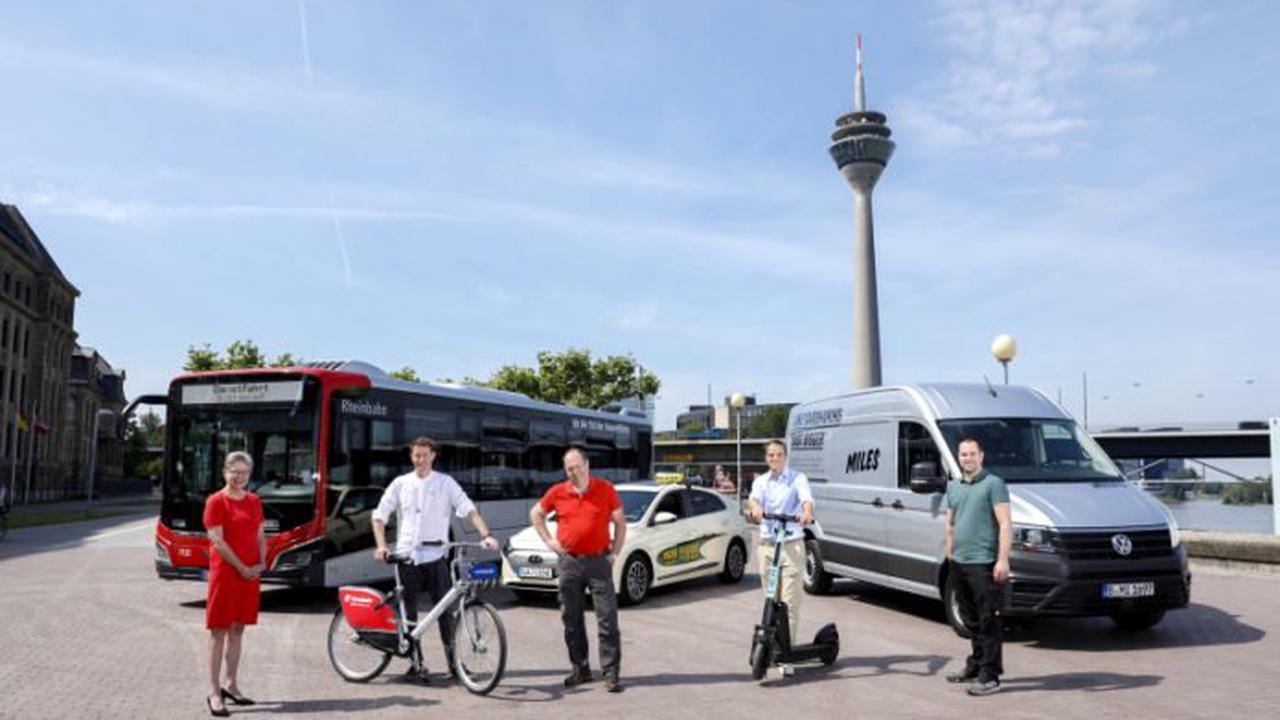 """Neue Mobilitätsplattform """"redy"""" geht an den Start"""