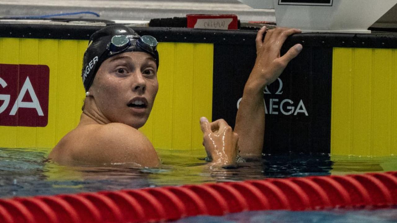 Hali Flickinger Embracing New Outlook Entering Olympic Trials