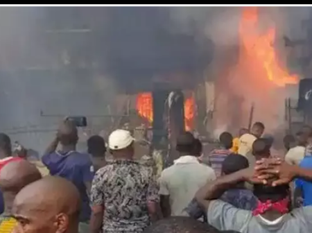 15 Persons Die In Borno State, See What Happened.