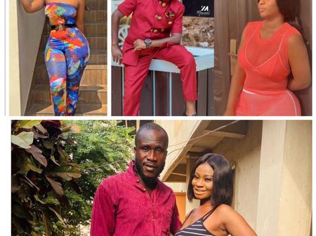 Who Said Yaw Dabo's Girlfriend Is More Beautiful Than Ras Nene's Girlfriend, See Photos That Proves