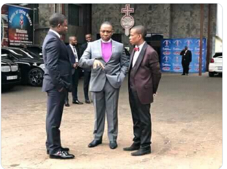 What were these 3 TALKING about? Bushiri, Zondo and Mboro. People REVEALED details in the comments.