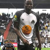 Football : après plusieurs mois d'absences, Wonlo Coulibaly rejoint ses coéquipiers du TP Mazembe