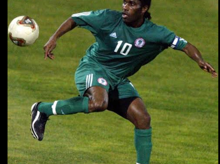 You are a disgrace; stir reactions as pastor blast Okocha