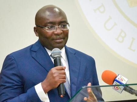 Bawumia lists the Achievements of Nana Akuffo-Addo in the Education sector.