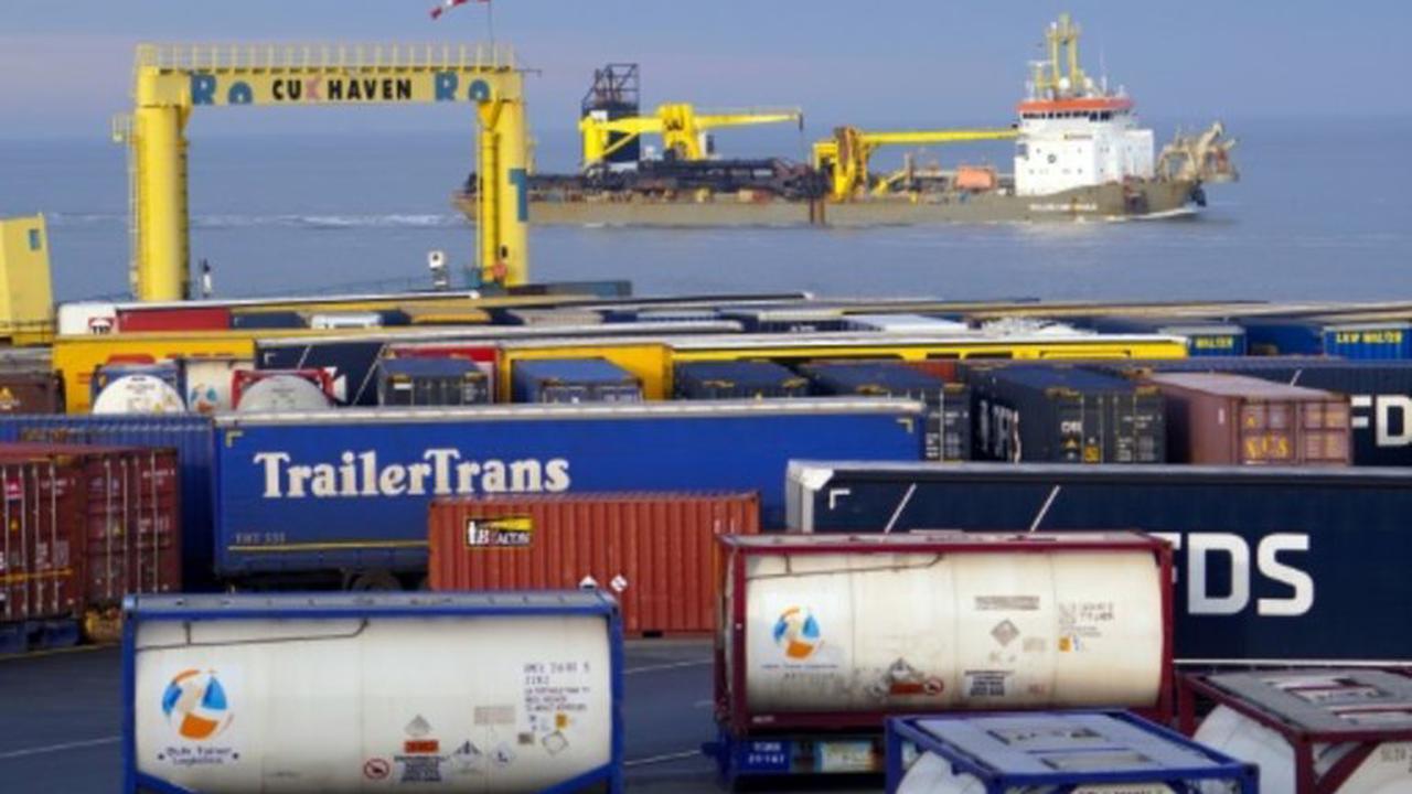 BGA: Lieferkettenprobleme belasten Importe