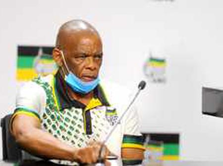 Hear what Ace Magashule has to say about ANC leaders.