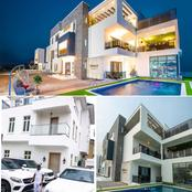 Between Davido and Ighalo, who has the most beautiful house?