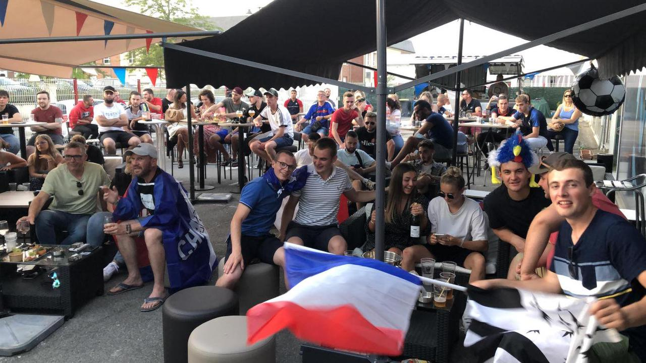 Dans l'Aisne, l'ordre de ne pas diffuser le match de l'Euro France-Allemagne en terrasse ne reposait sur aucun arrêté préfectoral