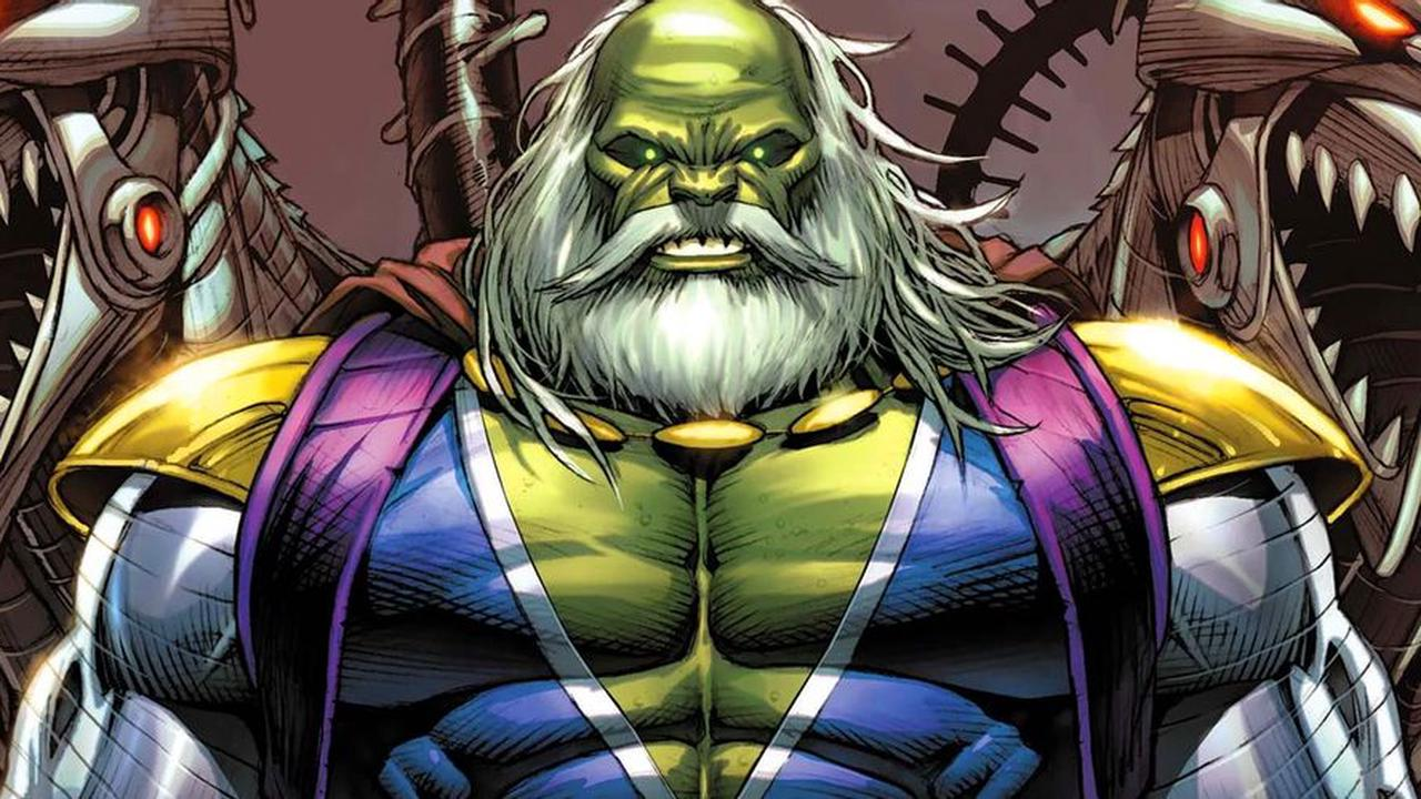Hulk: Marvel FINALLY Reveals How Maestro Claimed His Throne