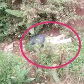 Panic After A Body Of A Middle-Aged Man Is Brutally Murdered And Body Dumped On The Road