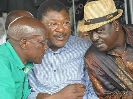 How Youthful Khalwale And David Murathe Took Part In The 1982 Coup While They Were Classmates