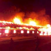 Popular Boys School Razed Down Just Few Weeks After Another Fire Incident