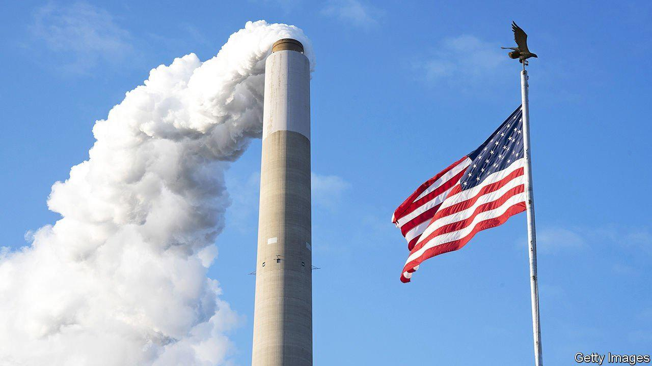 The bumps ahead for Joe Biden's plan to decarbonise America