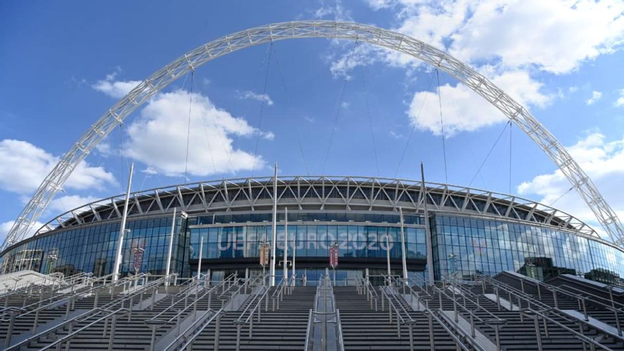 UEFA: No plan to move Euro final from Wembley