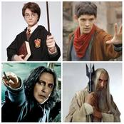 The 10 Greatest Movie Wizards and Witches of All Time