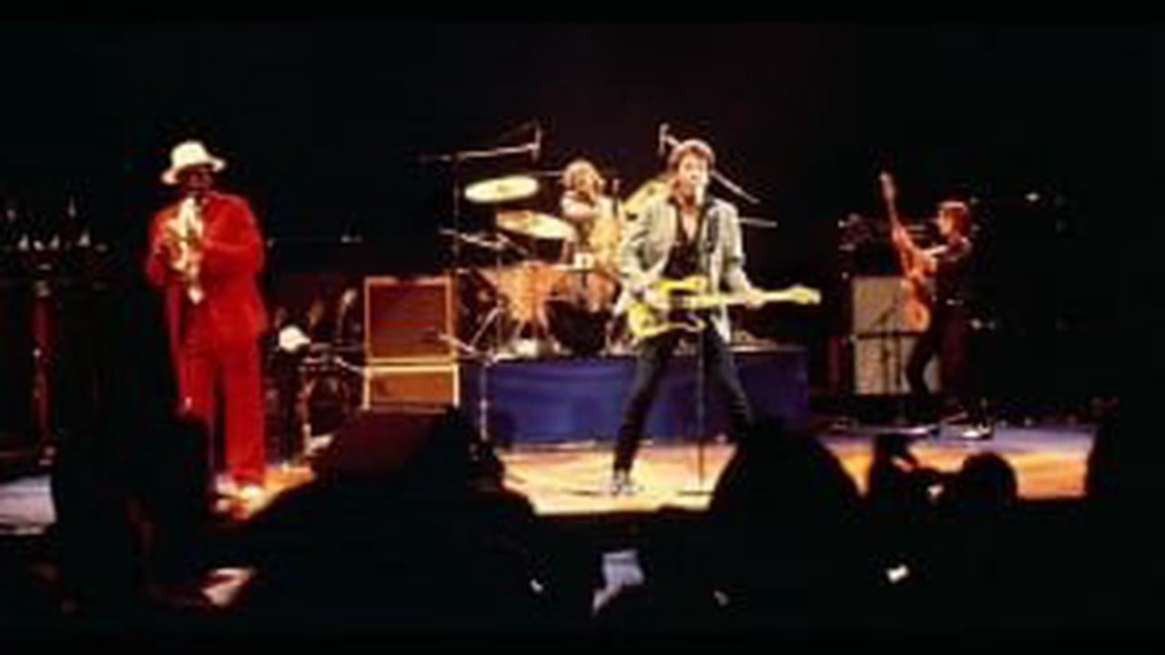 Bruce Springsteen's 'No Nukes' Footage Set for November Release