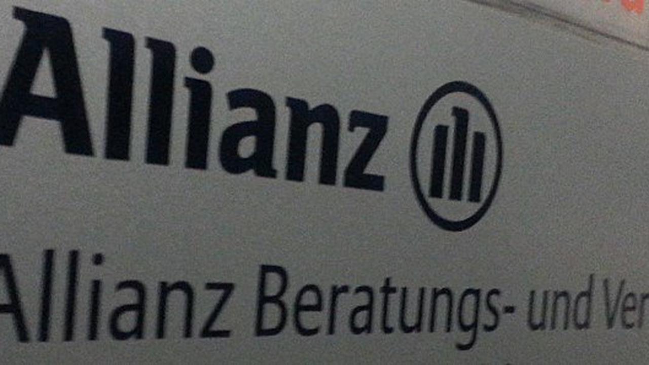 Allianz nennt erste Details zur neuen Strategie