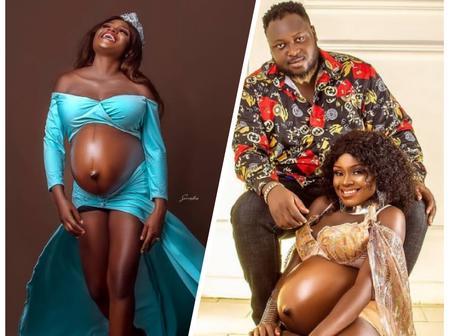 Yoruba Actress, Olatoun Olanrewaju Welcomes Baby Boy With Her Husband