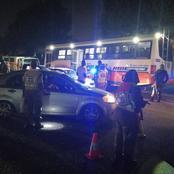 SAPS Bags 24 for drunken driving, close down 6 illegal shebeens and 1 drug dealer arrested