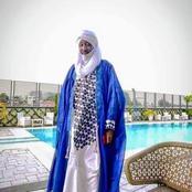 Breaking: Former Emir Of Kano Sanusi Lamido Sanusi Goes Back To School