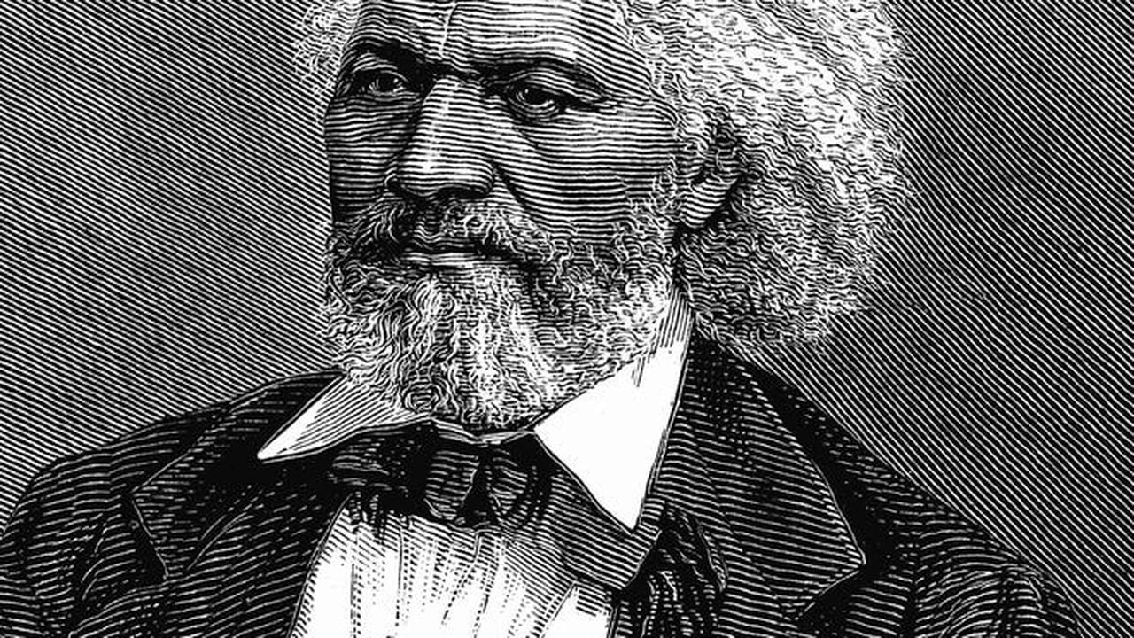 If Frederick Douglass could get past this sacrilege in our Capitol, we can too