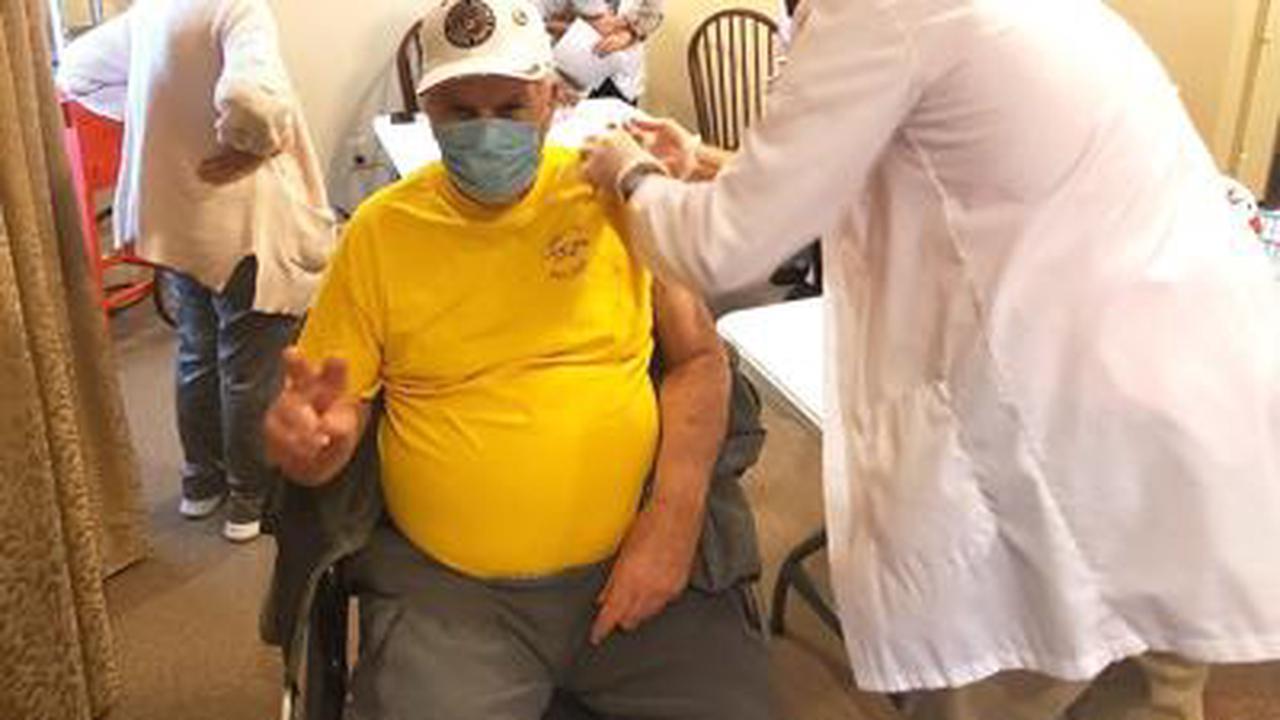 Summerfield residents get vaccinationa