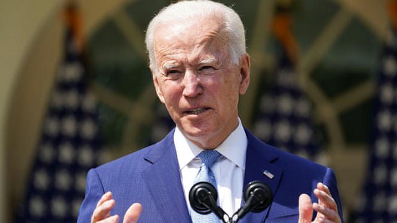 Biden condemns US gun violence as an 'international embarrassment' as he announces new actions – live