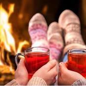 ذكريات جميلة ومشروب ساخن في جو عائلي مرح وسط برودة ليالي فصل الشتاء