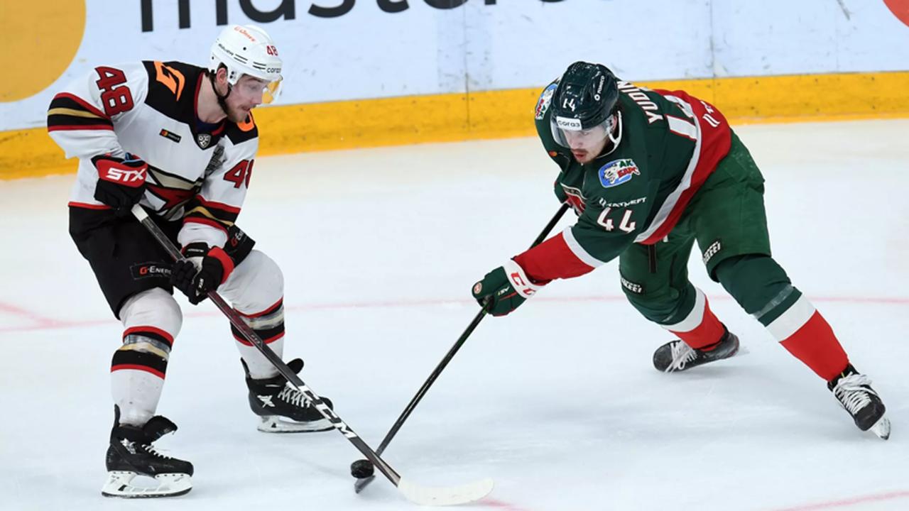 Хоккеист Буше перешёл из «Авангарда» в «Локомотив»