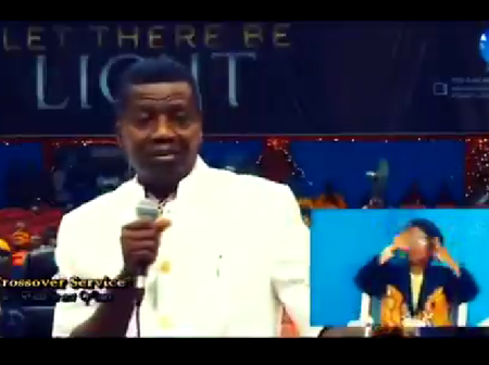 God Told Me That 2020 Was Going To Be Filled With Many Battles- Pastor Adeboye